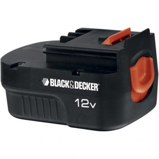 Аккумулятор A12Е 12.0В 1.2АЧ (для ЕРС12, ЕРС126, ЕРС128) BLACK+DECKER 90548695