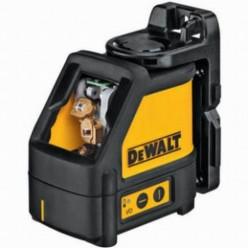 Лазерный самовыравниватель (горизонт+вертикаль) DeWALT DW088K