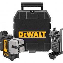 Лазерный самовыравниватель 3-х плоскостной DeWALT DW089K