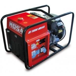 Бензогенератор 10квт MOSA GE 11000 HBS/GS