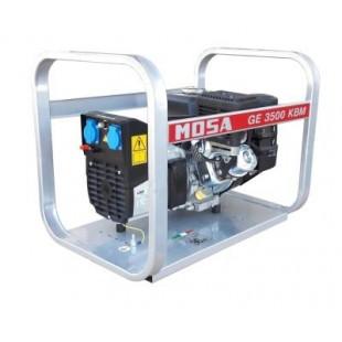 Бензиновый генератор MOSA GE 3500 KBM (2,6 кВт)