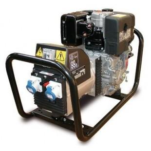 Дизельный генератор MOSA GE 4000 KDS/GS (3.3 кВт)