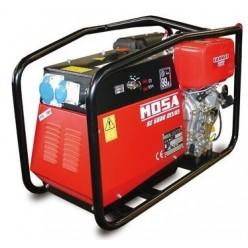 Дизельный генератор MOSA GE 6000 DS/GS (5.1 кВт)