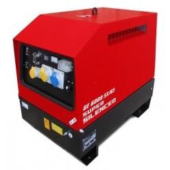 Дизельный генератор MOSA GE 6000 SX/GS (5.1 кВт)