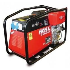 Дизельный генератор MOSA GE 6500 DS/GS (5.2 кВт)