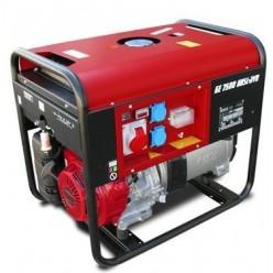 Бензиновый генератор MOSA GE 7500 HBSLE AVR (6.4 кВт)