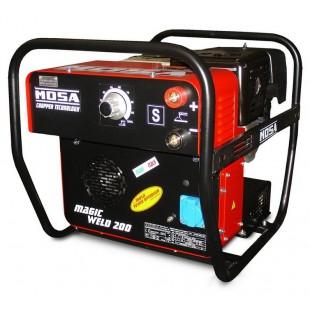 Бензиновый сварочный генератор MOSA MAGIC WELD 200 (200А)