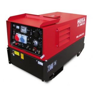 Дизельный сварочный генератор MOSA TS 300 KSX/EL (300А)