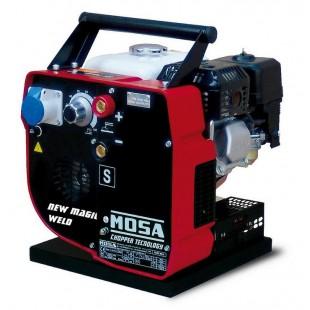 Бензиновый сварочный генератор MOSA NEW MAGIC WELD (150А)